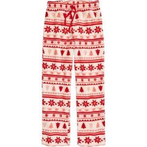 Tucker + Tate Fleece Pajama Pants medium 8 10